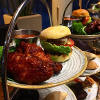 Hilton Garden Inn Sunderland - American Afternoon Tea